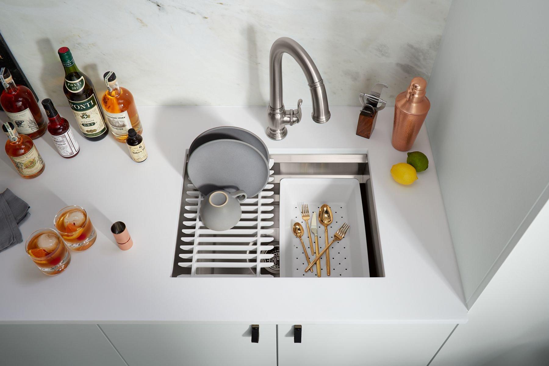 Kohler K-23650-NA Prolific 23  Kitchen Sink