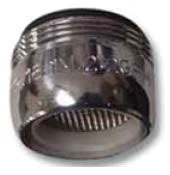 Kissler AB83-6020 Mpt 2.2Gpm Universal Fit Faucet Aerator