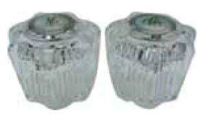 """Kissler 795-1718 1-1/8"""" X 1-7/8"""" Knob Faucet Handle"""