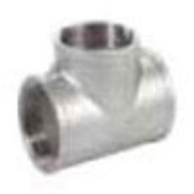 """Matco-Norca SSF304T03 1/2"""" X 1/2"""", Fptxfptxfpt, Cast, 304 Stainless Steel, Tee"""