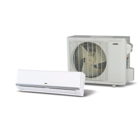 Luxaire DHR18NKB21S HP R Series 20 Seer 1.5T Single-Zone 4-Way Ceiling Cassette Unit - 208/230V, 1PH
