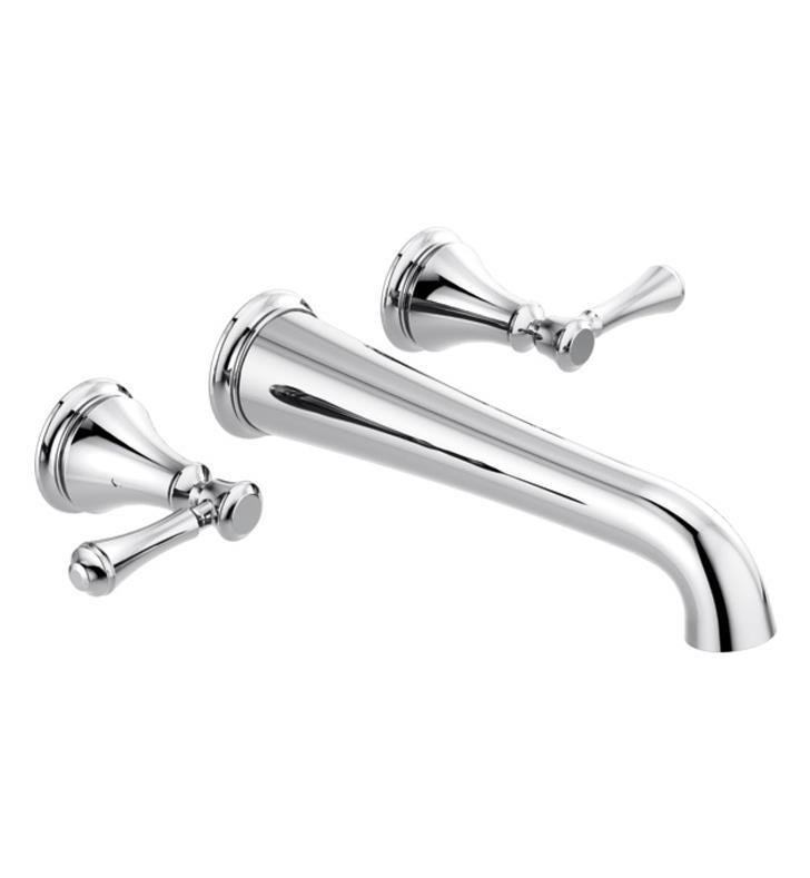 Delta Cassidy: Spout - Wall-Mount Tub Filler RP100463PN