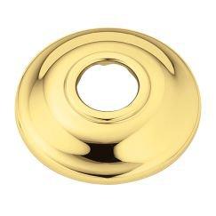 Moen AT2199 Shower Arm Flange in Polished Brass