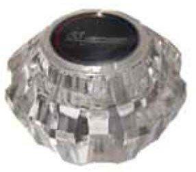 "Kissler 46-4516 1-3/8"" X 2"" Acrylic Knob Faucet Handle"