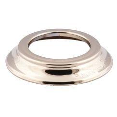 Moen 103463BN Monticello Widespread Lavatory Spout Escutcheon, Polished Brass
