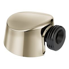 Moen A725 Circular Drop Ell For Handheld Showerhead in Polished Nickel