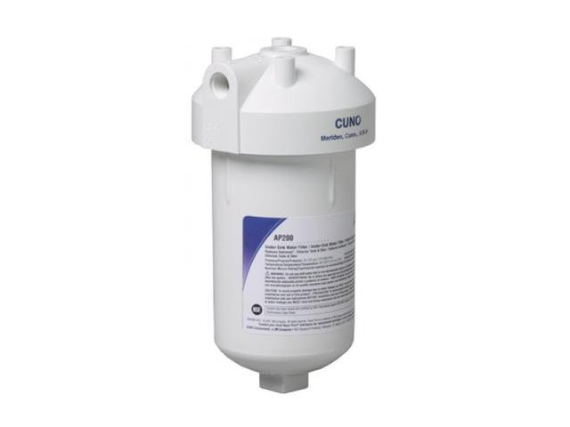 """Aqua-Pure 55289-01 4-7/8"""" X 9-13/16"""" 1.75Gpm High Adsorption Activated Carbon Sediment Water Filtration System"""