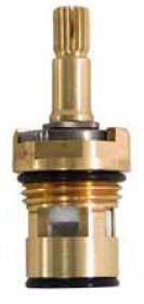 "Kissler 114307 2-1/8"" Right Hand Faucet Stem Cartridge"