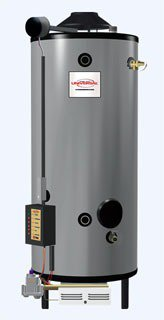 Rheem G76-200-1 / 396996 Commercial Universal Heavy-Duty 199.9K BTU Natural Gas Tank Water Heater
