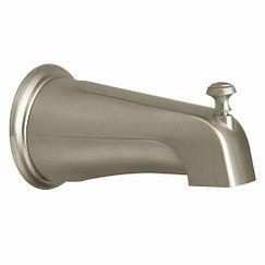 Moen 3808 Diverter Tub Spout in Brushed Nickel