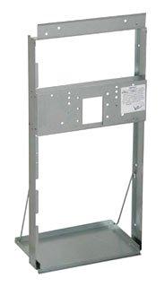 "Elkay Model MF100 37-3/4"" X 18-3/4"" 12"" Galvanized Steel Single Level Water Cooler Mounting Frame"
