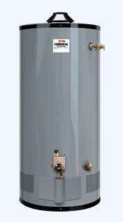 Rheem G75-75N-3 / 570419 Commercial Medium Duty Natural Gas Tank Water Heater