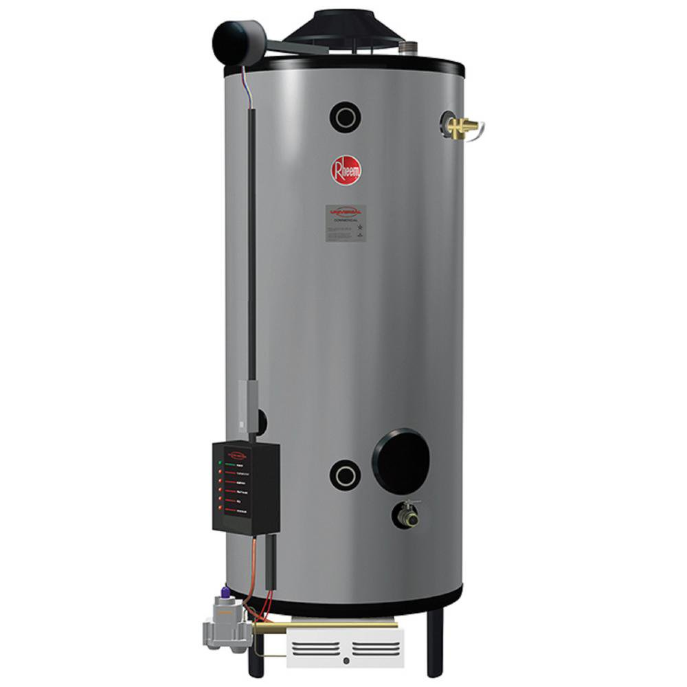 Rheem G100-400-1 / 439587 Commercial Universal Heavy-Duty Natural Gas Water Heater