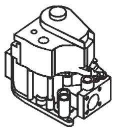 Utica VG01101 Boiler Gas Valve