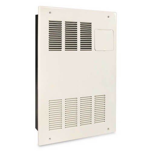 Beacon Morris Twin-Flo W42 Galvanized Steel Hydronic Heater Recessed Kit