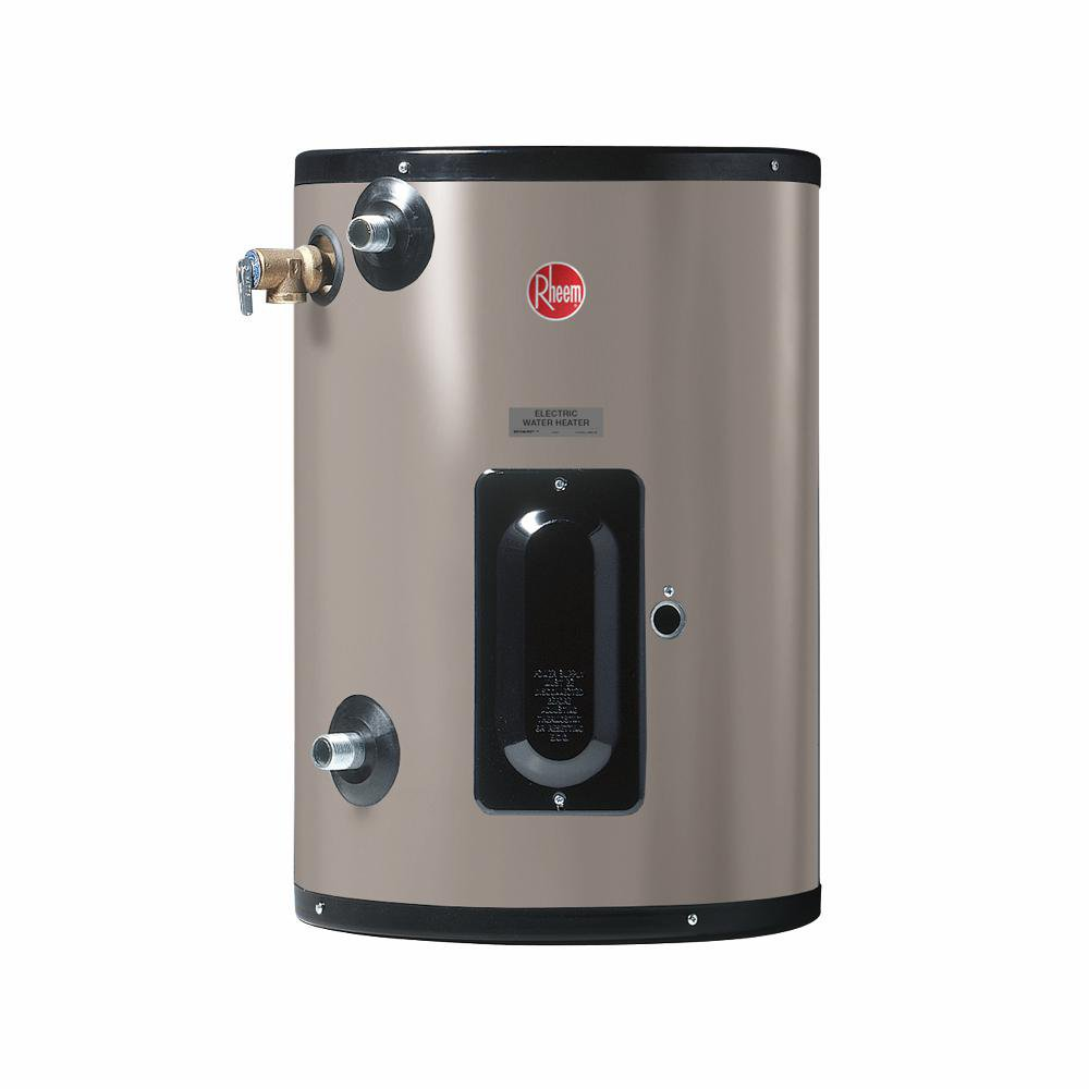 Rheem EGSP10 / 249971 Commercial Single Phase Electric Tank Water Heater - 10 Gallons