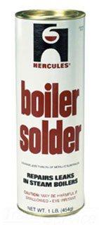 Hercules 30310 1Lb Can Light Gray Boiler Solder