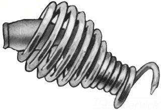 General Wire Flexicore 260010 3' Closet Auger