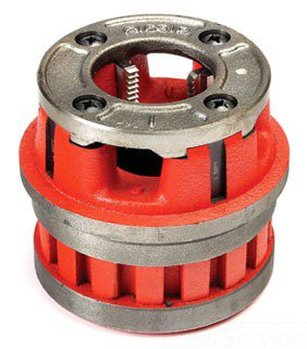"Ridgid Model 37400 1"" Npt Alloy Threading Die Head"