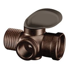 Moen A720 Shower Arm Diverter in Oil Rubbed Bronze
