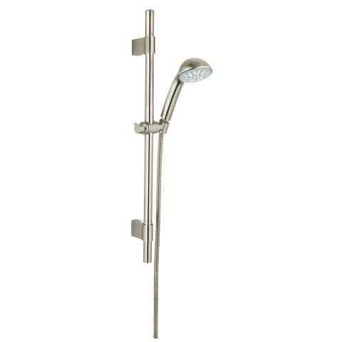 Grohe 28917  Relexa 100 Five Shower System in Brushed Nickel