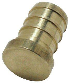 "Watts 653133 1/2"" Crimp Lead-Free Brass Test Plug"