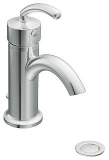 Moen S6500 Icon One Handle Bathroom Faucet in Chrome