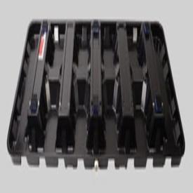 "Diversitech High 6-HK2766 27"" X 66"" 2"" Abs Plastic Air Handler Condensate Drain Pan"