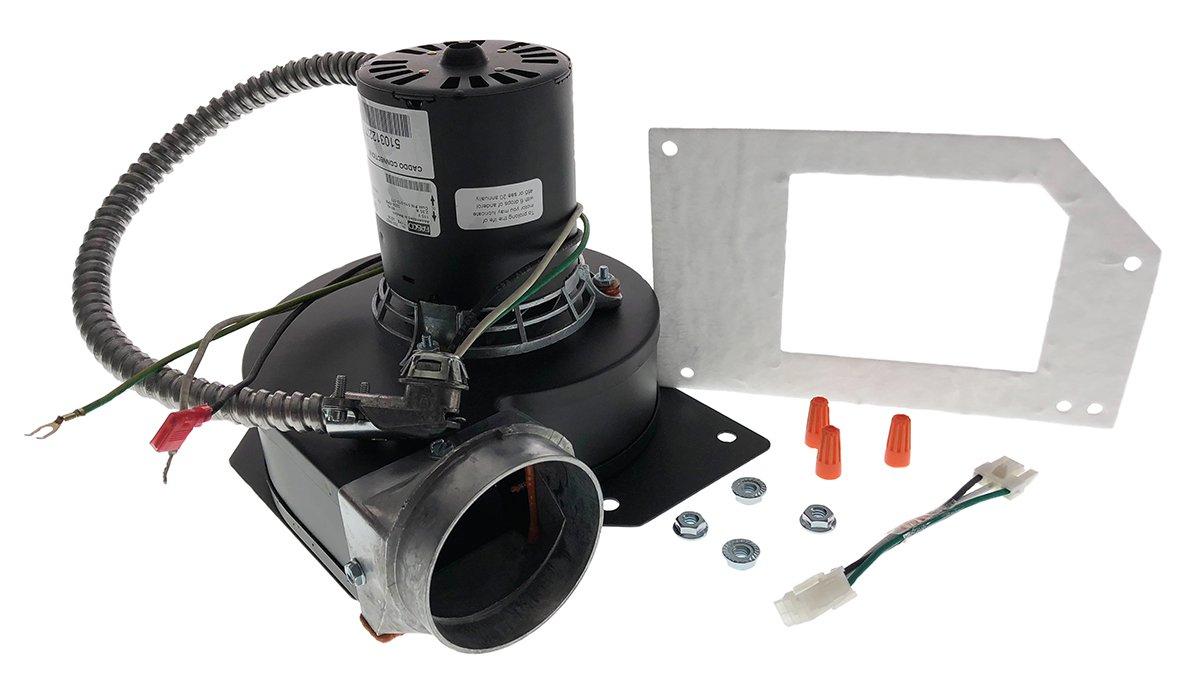 Weil-McLain 381-354-580 Boiler Inducer Fan Assembly Kit