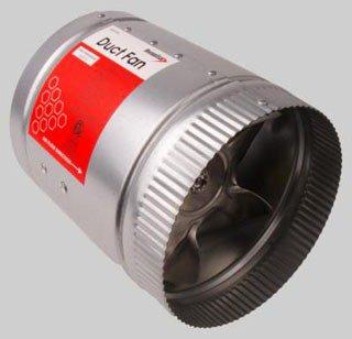 """Diversitech 625-AF6 37W 120V 240Cfm 6"""" Metal Duct Fan"""