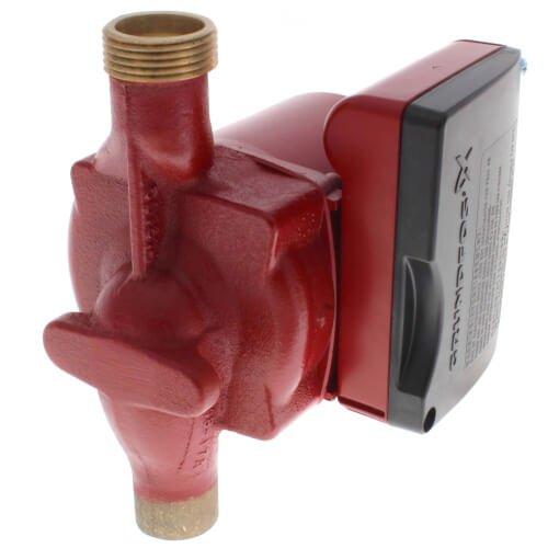 "Grundfos 59896124 3/4"" Sweatxsweat 14.7Gpm 1/25Hp 115V Cast Iron Small Stator Up Circulating Pump"
