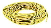 Walrich 1842500 500' 14Gauge Yellow Tracer Wire