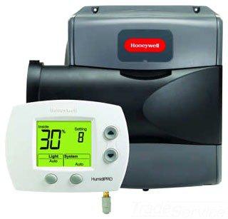 Honeywell Trueease HE200A1000/U 17Gallon Bypass Evaporative Flow-Through Humidifier