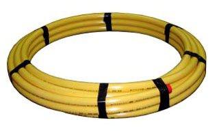"""Walrich 2880031 1-1/4"""" X 50' Plainxplain Sdr11 Plastic Gas Pipe"""