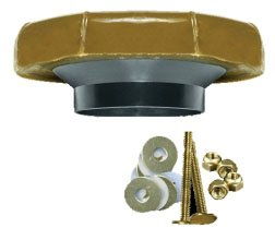 "Fluidmaster PRO7KF 4"" Toilet Bowl Wax Kit"