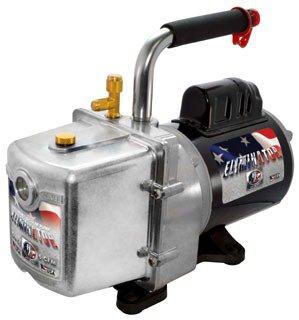 Jb Industries Eliminator DV6E 115V 6Cfm Chrome Vacuum Pump