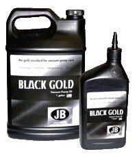 Jb Industries DVO24 Gallon Bottle Black Gold Vacuum Pump Oil