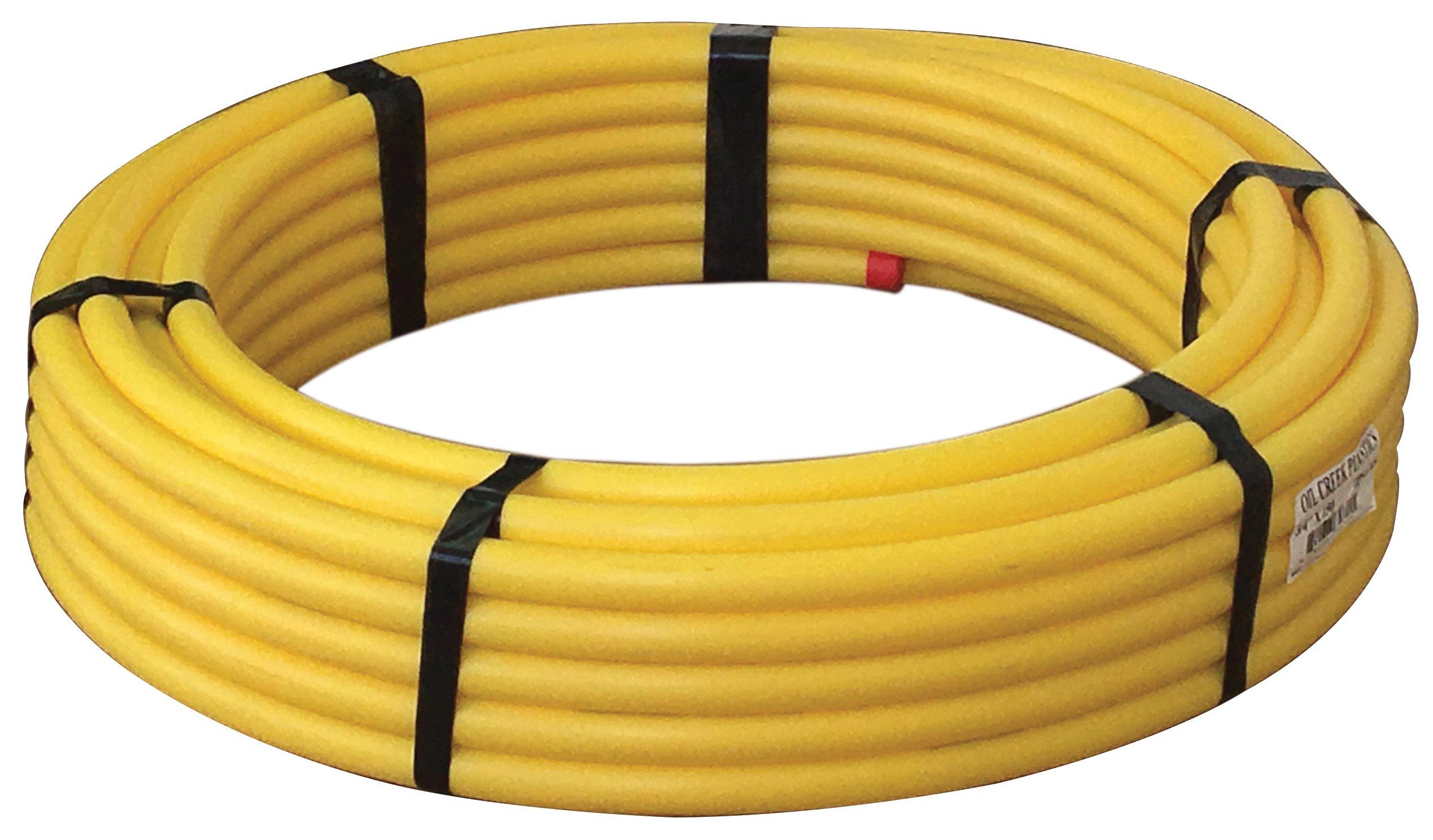 """Walrich 2880011 3/4"""" X 50' Plainxplain Sdr11 Plastic Gas Pipe"""