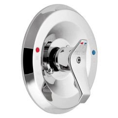 Moen T8350 Commercial Single Handle Moentrol Pressure Balanced with Volume Control Valve Trim in Chrome