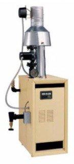 """Weil-McLain CGa-8-PIDN-T007 245Mbh 4.4Gallon 7"""" Vent Cast Iron Natural Residential Gas Boiler"""