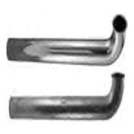 "Keeney 2519ASN 1-1/2"" Chrome 22 Gauge Brass Direct Connect Drain Waste Arm"
