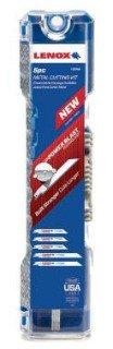 Lenox 1839466 5-Piece Metal Reciprocating Saw Blade Kit