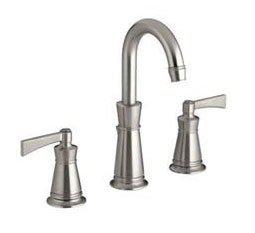 Kohler K-11076-4-BN Archer Widespread Bathroom Sink Faucet with Lever Handles in Vibrant Brushed Nickel