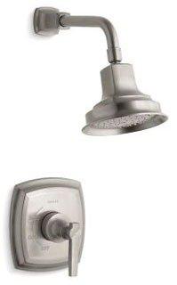 """Kohler Margaux K-T16234-4-BN 1/2"""" Npt Vibrant Brushed Nickel 1-Handle Shower Faucet"""