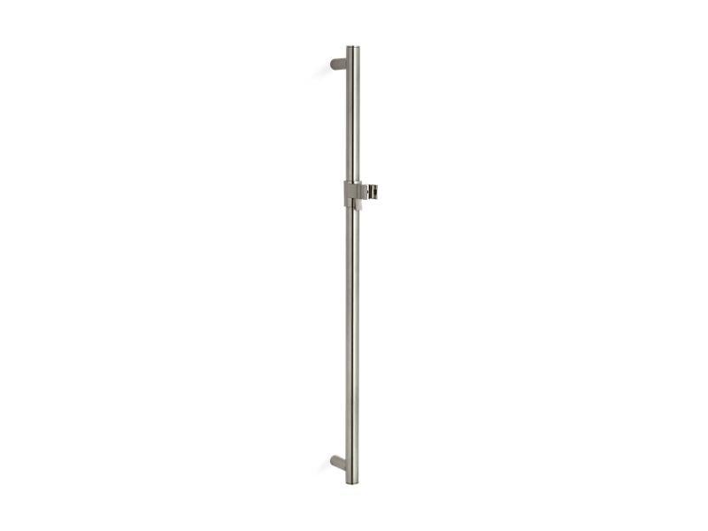 """Kohler K-8524-BN 30"""" Slidebar in Vibrant Brushed Nickel"""