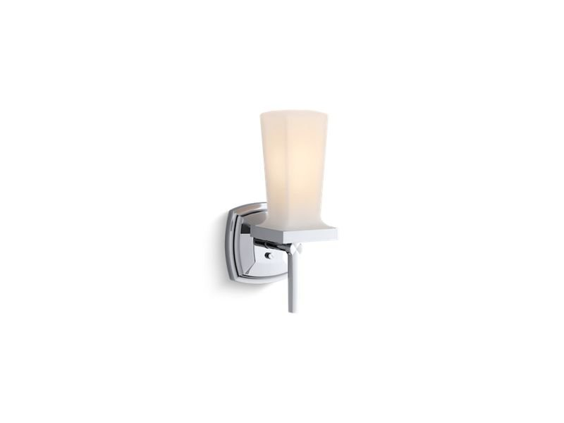 Kohler K-16268-CP Margaux Wall Sconce in Polished Chrome