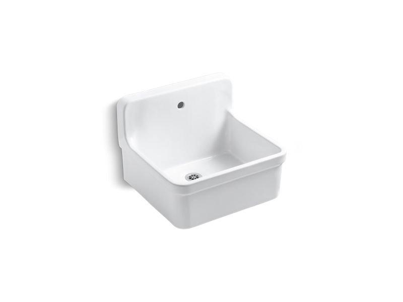 Kohler K-12784-0 Gilford 24X22 Sink/1-Hole