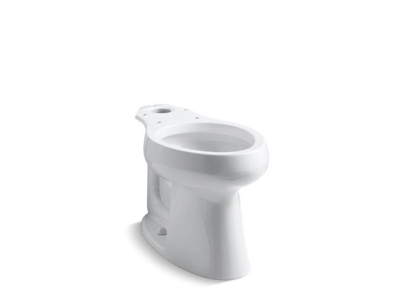 Kohler K-4199-0 Highline Comfort Height Elongated Bowl in White