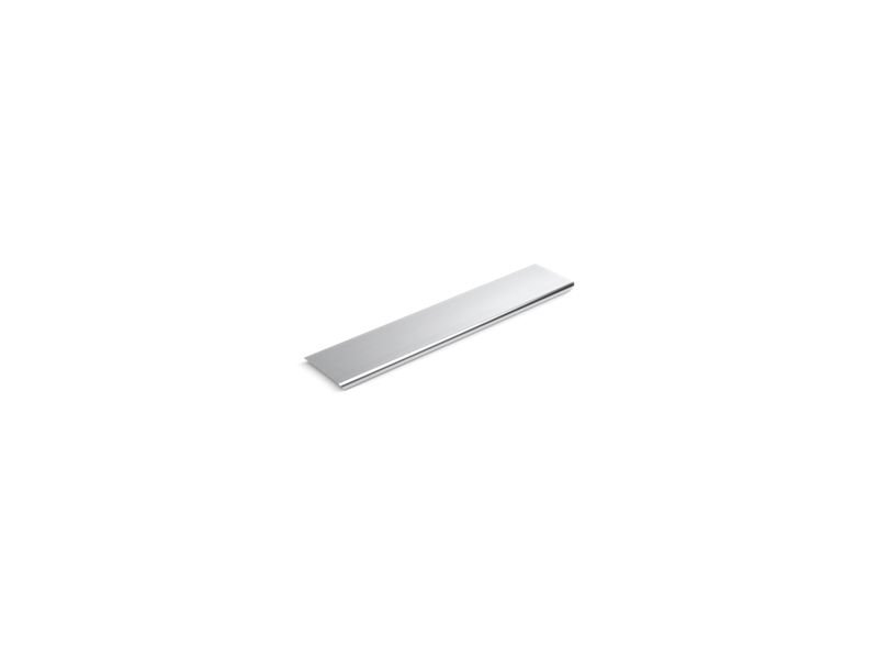 """Kohler K-9330-SH Groove Aluminum Cover, 32"""""""