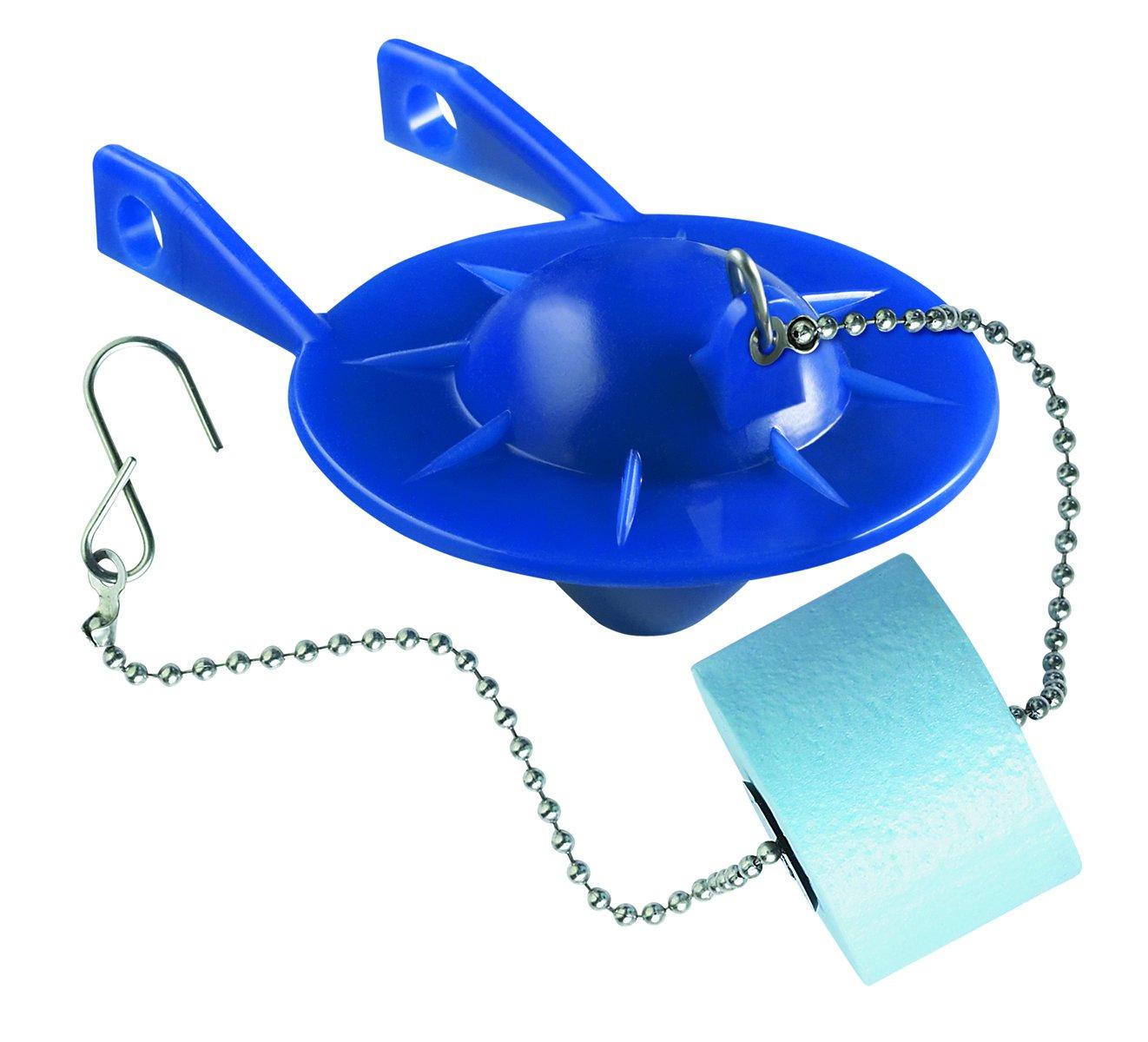 """Kohler K-GP85160 2"""" Blue Toilet Flapper Kit"""